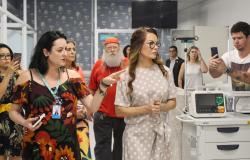 Primeira-dama realiza ação em prol ao Hospital de Câncer de Mato Grosso