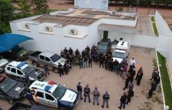 Operação cumpre mandados para apreender armas de fogo e munições em Mirassol D'Oeste