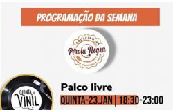 Programação Tabuleiro da Pérola Negra 23 a 25/01 - Gilda Portella