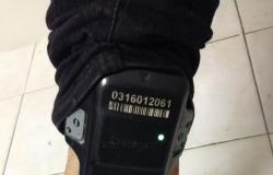 Mulher monitorada por tornozeleira tem prisão cumprida em Sorriso