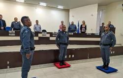 Regional da Polícia Militar em Vila Rica tem novo comandante