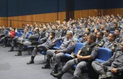 Cabos e sargentos da PM fazem capacitação para o trabalho e ascensão na carreira