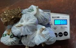 Cinco detidos por tráfico de drogas em Sapezal e Barra do Bugres