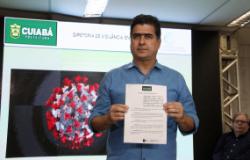 """Bloqueio contra o Covid - Emanuel pode fechar entradas de Cuiabá com """"Barreiras Sanitárias"""""""