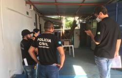 Atuação integrada fiscaliza fabricante de álcool em gel e drogaria na Capital