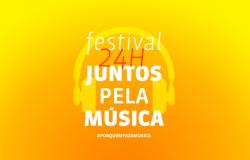 Festival 24h Juntos pela Música - por Gilda Portella