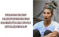 As Dimensões Estéticas Cabelo e Corpo  Afro na UFMT -  por Gilda Portella