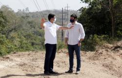 nova avenida de 17 km lançada por Emanuel Pinheiro - Contorno Leste