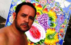 Morre em Cuiabá  Adir Sodré  artista plástico renomada de nossa Cuiabá