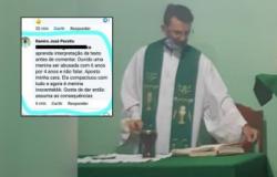 Padre será investigado por apologia ao estupro