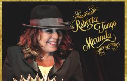 ROBERTA MIRANDA LANÇA CD DE TANGO
