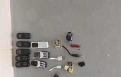 Preso tenta entrar com 8 celulares no ânus em cadeia de MT