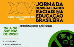 Jornada científica na UFMT discutirá Desigualdades Raciais na Educação Brasileira