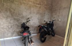 Alto Araguaia - Polícia  recupera duas motocicletas furtadas e ocultadas por facção criminosa