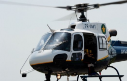 Aeronave cai próximo a região de Cuiabá e Ciopaer faz buscas por tripulantes