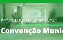 Convenção - PSC - Cuiabá