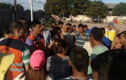 Coordenador da Defesa Civil ordena saída de venezuelanos de abrigo em RR: 'aqui não é a Venezuela, é o Brasil, temos leis'
