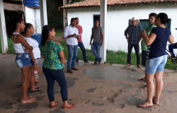 Gida visita Bom Jardim e debate com moradores melhorias para infraestrutura