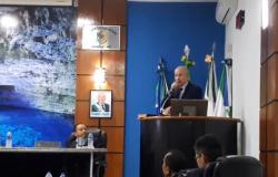Dr. André debate com diretor do Intermat regularização de área do Balizão