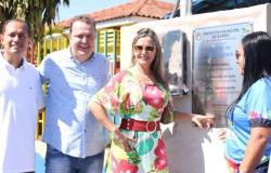 Nobres comemora 53 anos com inauguração de obras e regularização fundiária