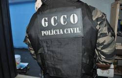 GCCO deflagra operação Camaleão contra autores de furto a bancos com arrombamentos