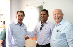 Com apoio Ezequiel Fonseca, Gida garante quase R$ 1 milhão de emenda para Nobres