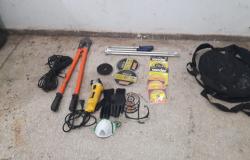 Bandidos  tentam roubar agência dos Correios de Rosário Oeste, mas alarme dispara; suspeito é detido