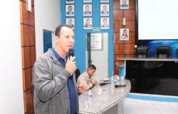 Secretaria de Segurança apresenta projeto para implantação de videomonitoramento em Nobres