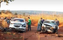 Filho do presidente do Conselho de Turismo de Nobres morre em acidente de moto