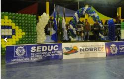 Jogos Escolares da Juventude começam dia 20 na cidade de Nobres
