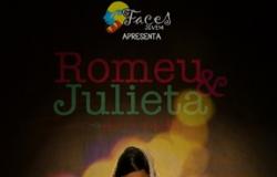 """Nobres será palco do espetáculo """"Romeu e Julieta para os Avisados"""", do Grupo Faces Jovem de Primavera"""