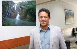 Secretário afirma que Cachoeira do Tombador continua fechada para visitação e faz alerta a turistas
