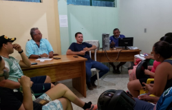 Prefeitura realiza congresso técnico sobre Campeonato Municipal de Voleibol