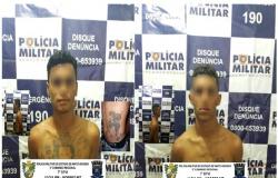 Loja da Vivo é assaltada novamente em Nobres; policia prende bandidos e recupera objetos roubados
