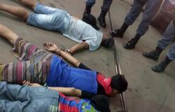 Membros  de facção criminosa são presos após roubo de idosa
