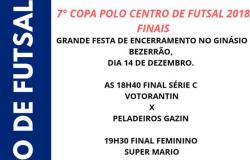 Grande final da Copa Polo Centro será nesta sexta-feira
