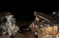 Batida entre caminhonete e carro mata vereador