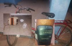 Homem é preso por roubo de residencia  no bairro São José