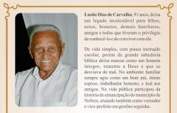 Corpo do ex-vice prefeito, Lusite Dias de Carvalho é  velado na Câmara Municipal