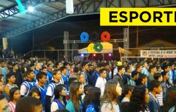 Nobres recebe  etapa regional dos Jogos Escolares de Mato Grosso