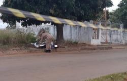 Homem é encontrado morto à golpes de faca no pescoço em Lucas do Rio Verde