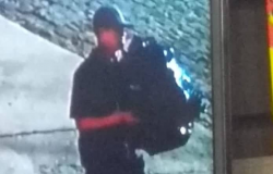 Bandido invade loja, rouba celulares e foge a pé
