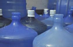 Procon-MT orienta consumidores sobre a substituição de garrafões de água
