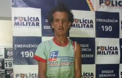 Filho é preso após agredir a mãe no bairro Serragem