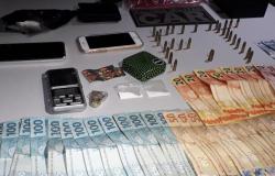 """Força Tática prende casal e apreende """"nova"""" droga em Tangará da Serra"""