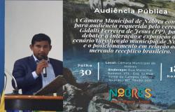 Audiência pública vai debater turismo em Nobres