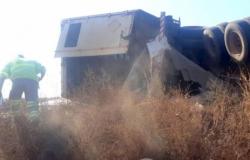 Colisão Frontal entre carreta e caminhão deixa dois mortos na BR-163