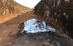 Corpo é encontrado carbonizado dentro de bueiro em Lucas do Rio Verde