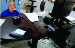 Prefeitura de Nobres adquire equipamento para confecção de novo modelo de RG e CNH