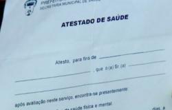 Vereadores apresentam atestados falsos em Nobres e Ministério Público apura